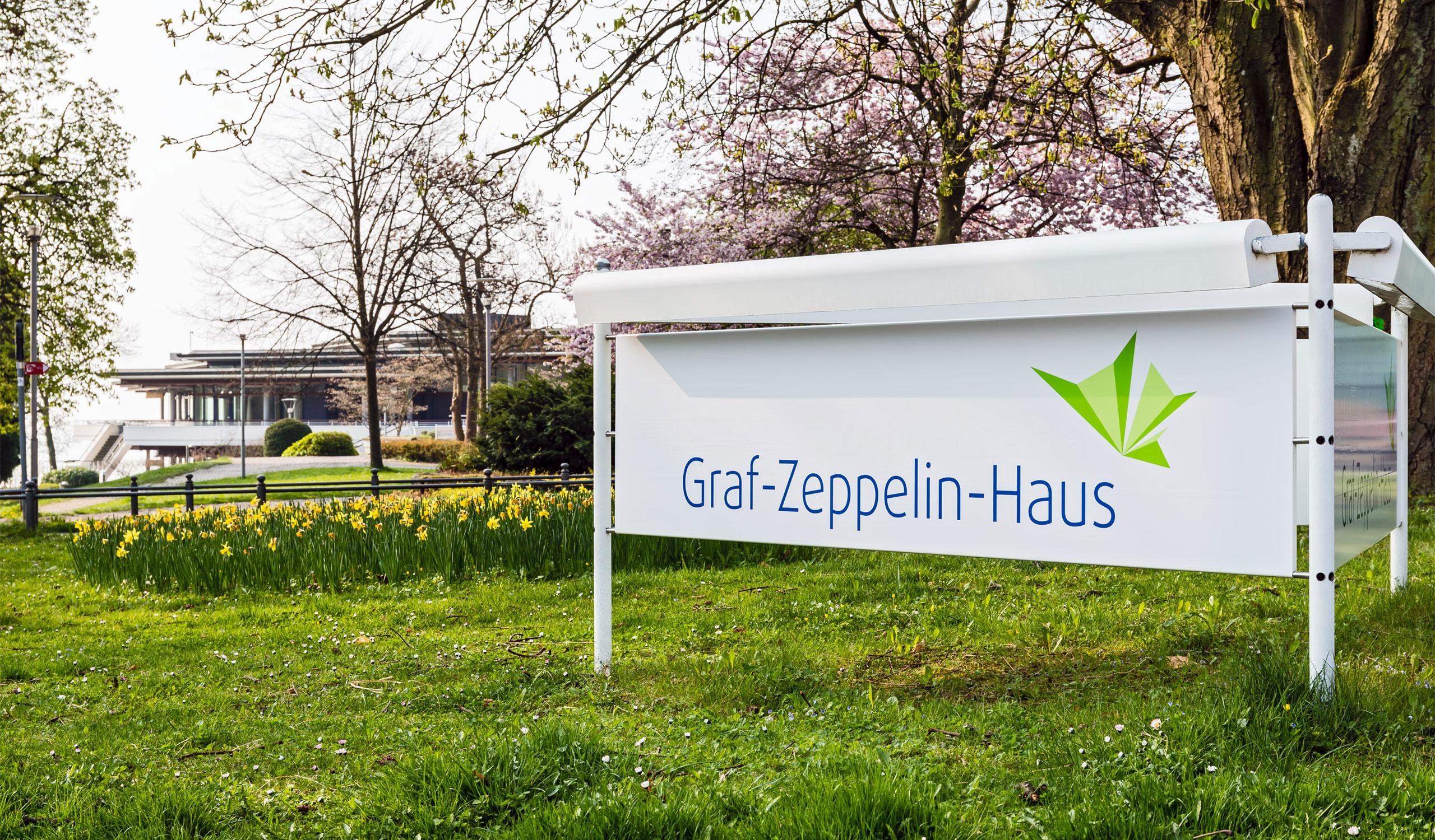 Startseite Graf Zeppelin Haus Friedrichshafen