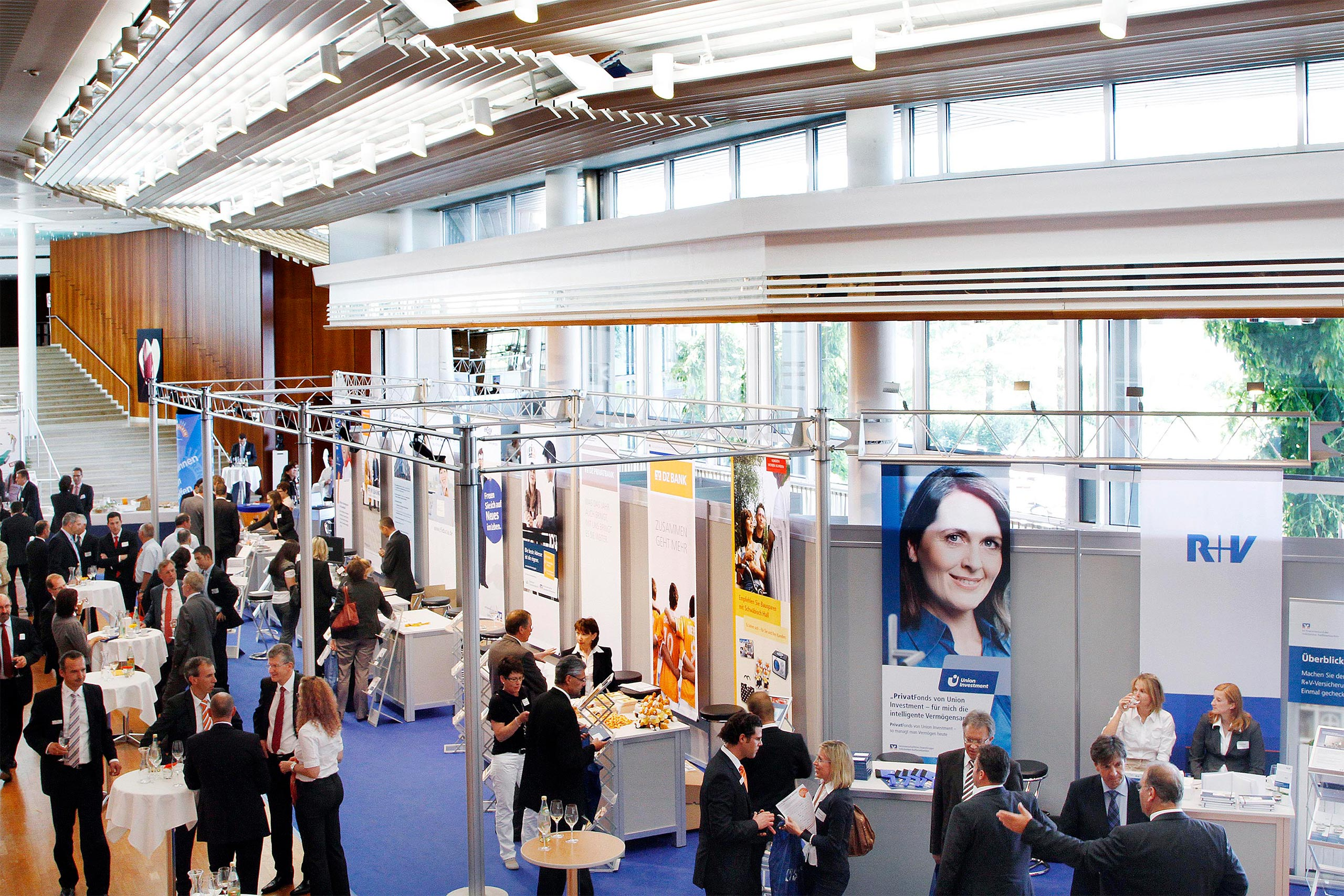 Messe im Foyer